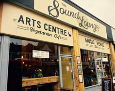 Carbon Free Dining - Le Sound Lounge London Logo