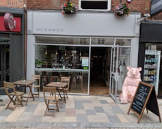 Carbon Free Dining - WIld and Wild - Congleton, Cheshire - Thumbnail