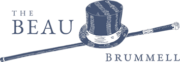 Carbon Free Dining - The Beau Brummel = Logo