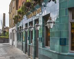 Plaquemine Lock - Islington, Londen - Gratis restaurantmarketing, duurzaamheid, ePOS - Koolstofvrij dineren - carbonfreedining.org