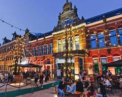 Bar kantoor - Amsterdam - Carbon Free Dining - Free Restaurant Marketing, Sustainability, ePOS - Carbon Free Dining - carbonfreedining.org