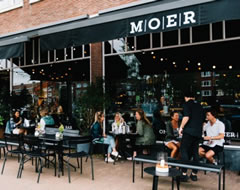 Restaurant Moer - Amsterdam - Carbon Free Dining - Free Restaurant Marketing, Sustainability, ePOS - Carbon Free Dining - carbonfreedining.org