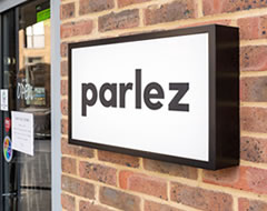 Parlez - Brockley, London - Carbon Free Dining - Free Restaurant Marketing, Sustainability, ePOS - Carbon Free Dining - carbonfreedining.org