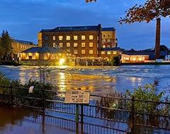 Darley's Restaurant & Terrace, Derby - Marketing de restaurant gratuit, durabilité, ePOS - Repas sans carbone - carbonfreedining.org