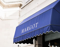 Margot - London - Covent Garden - Free Restaurant Marketing, Sustainability, ePOS - Carbon Free Dining - carbonfreedining.org