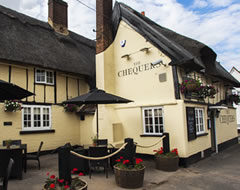 The Chequers, Westoning, Bedfordshire - Free Restaurant Marketing, Sustainability, ePOS - Carbon Free Dining - carbonfreedining.org
