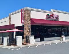 Carbon Free Dining - Certified Restaurant - Emricci Pizzeria - North Carolina USA