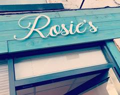 Koolstofvrij dineren - Gecertificeerd restaurant - Rosie's Mediterranean - Wigan