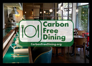 Carbon Free Dining - Front of House