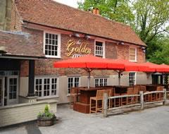 The Golden Grove, Chertsey, Surrey - Gratis restaurantmarketing, duurzaamheid, ePOS - Koolstofvrij dineren - carbonfreedining.org