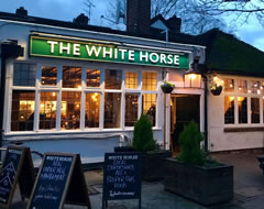 The White Horse Shrewsbury - Carbon Free Dining - Marketing de restaurant gratuit, durabilité, ePOS - Carbon Free Dining - carbonfreedining.org