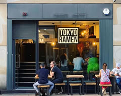 Tokyo Ramen Manchester - Carbon Free Dining - Free Restaurant Marketing, Sustainability, ePOS - Carbon Free Dining - carbonfreedining.org