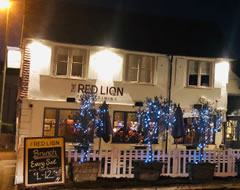 The Red Lion - Shepperton - Repas sans carbone