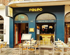 Carbon Free Dining - Certified Restaurant - POLPO Venetian
