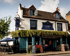 Carbon Free Dining - Certified Restaurant - The Foresters Arms