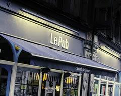 Koolstofvrij dineren - Gecertificeerd restaurant - Le Public Space - Newport, Wales
