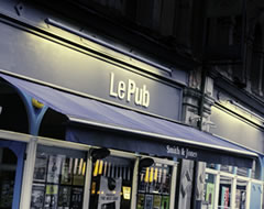 Carbon Free Dining - Certified Restaurant - Le Public Space - Newport, Wales