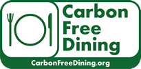Carbon Free Dining - Frequently Asked Questions - Logo