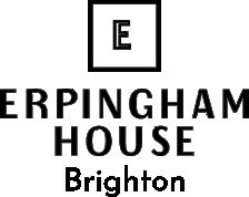 Erpingham House Brighton Logo - Carbon Free Dining