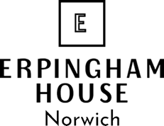 Erpingham House Norwich Logo - Carbon Free Dining