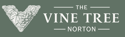 The Vine Tree Norton Logo - Carbon Free Dining