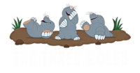 the-three-moles-west-sussex-logo