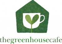 The Greenhouse Cafe - Logo
